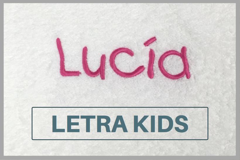 Letra Kids