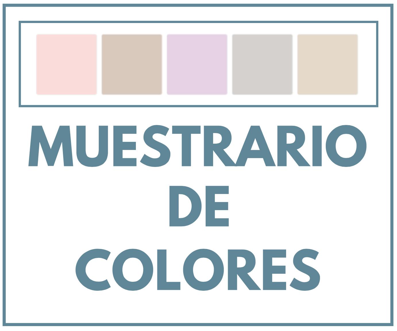 GC Muestrario de Colores