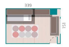 Medidas F160