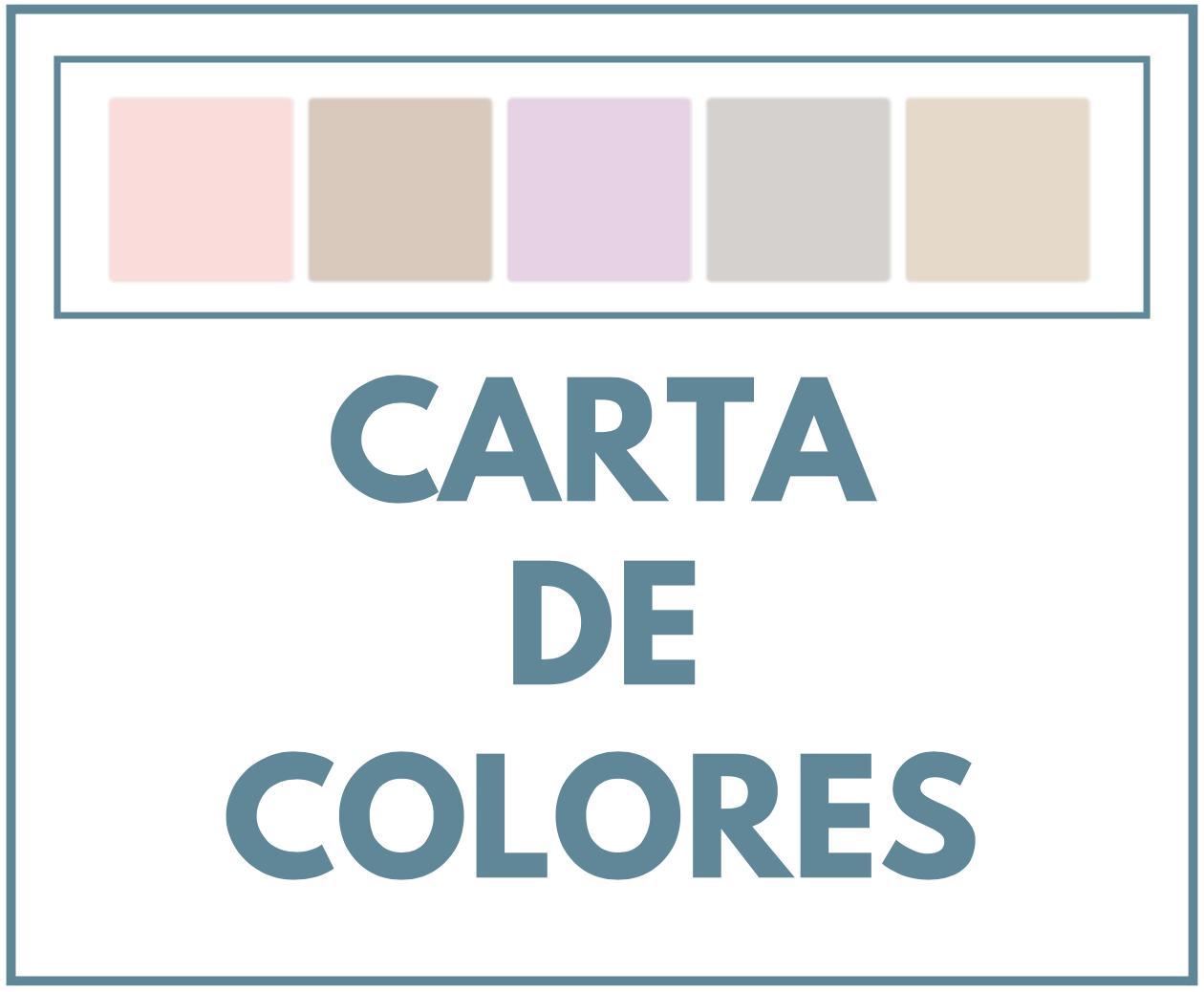 Boton Carta de Colores