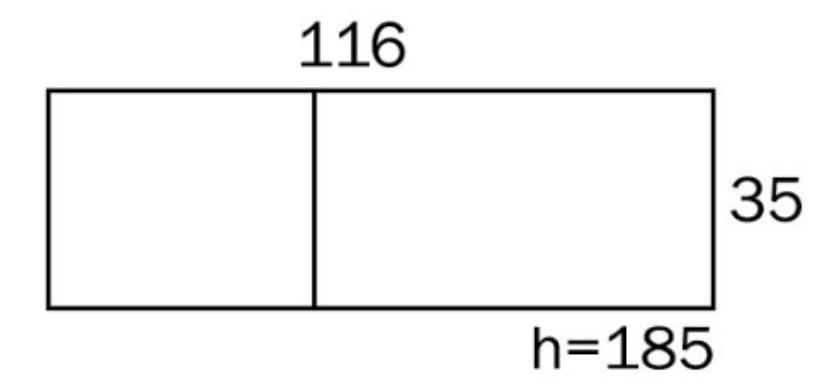 Medidas DUO 102