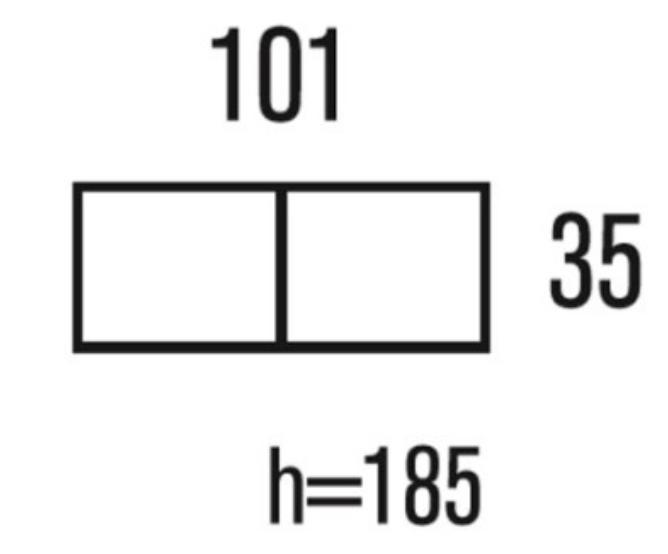 Medidas DUO 104